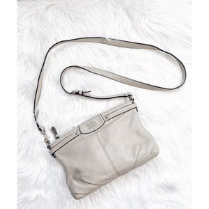 Coach Factory Outlet Gray Crossbody